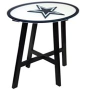 Dallas Cowboys Wooden Pub Table