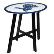 Detroit Lions Wooden Pub Table