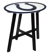 Indianapolis Colts Wooden Pub Table