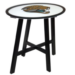 Jacksonville Jaguars Wooden Pub Table