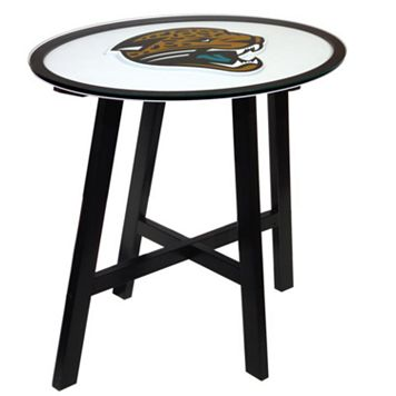 Jacksonville Jaguars Wooden Pub Table