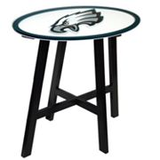 Philadelphia Eagles Wooden Pub Table