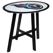 Tennessee Titans Wooden Pub Table