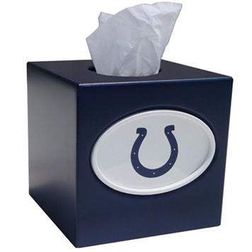 Indianapolis Colts Tissue Box Cover