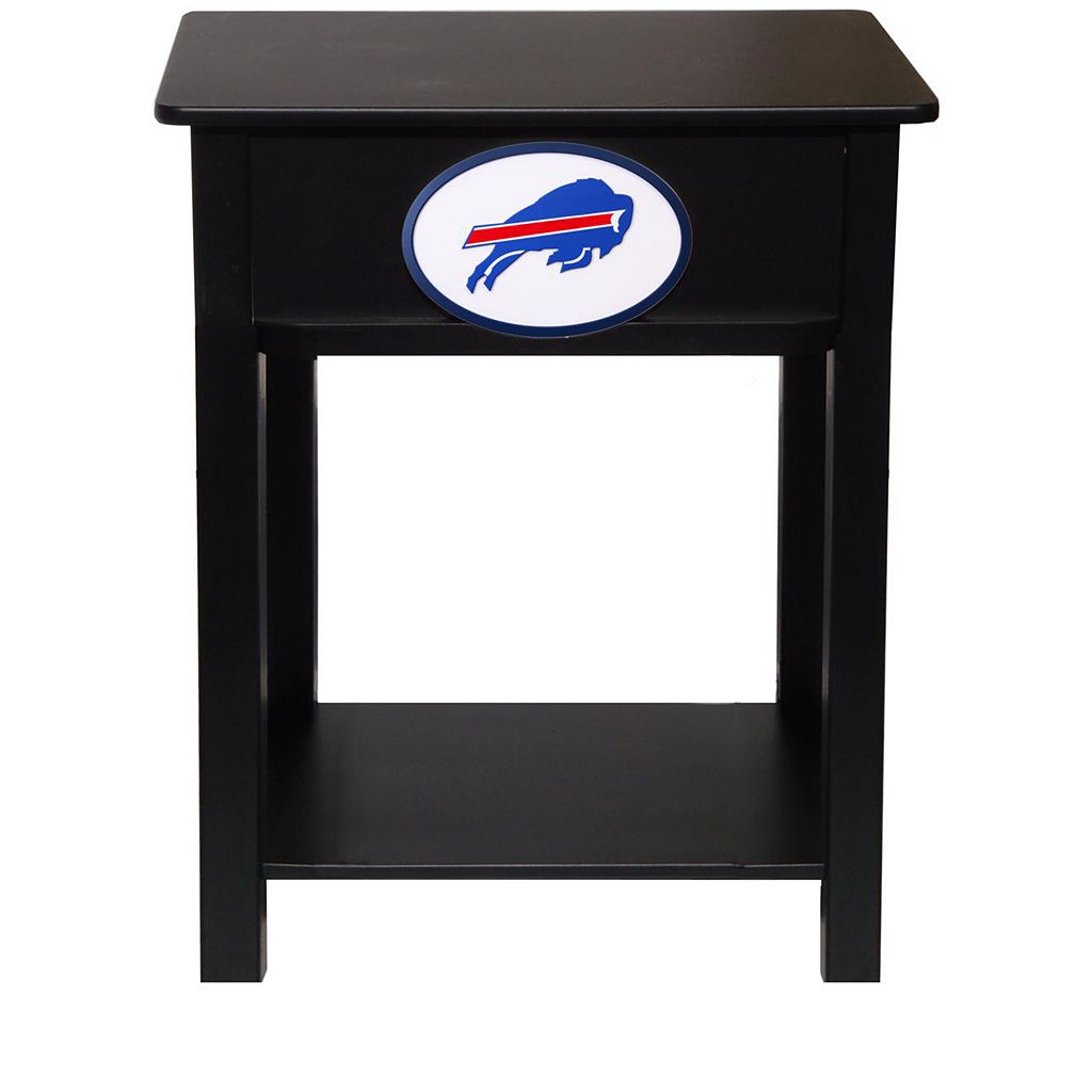 Buffalo Bills Birch Side Table