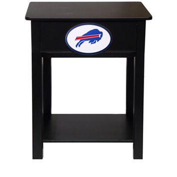 Buffalo Bills Birch Side Table
