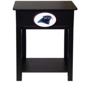Carolina Panthers Birch Side Table