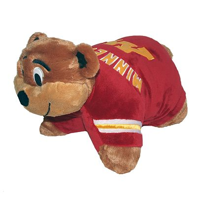 Minnesota Golden Gophers Pillow Pet