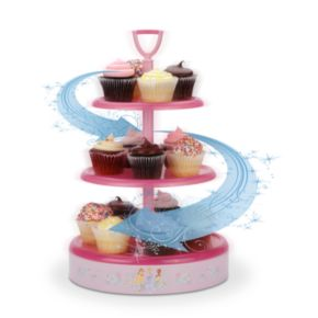 Disney's Princess Rotating Dessert Tray