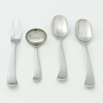 Ginkgo Sea Drift 4-pc. Hostess Set