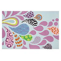 Momeni Lil Mo Hipster Funky Rug - 4' x 6'