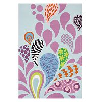 Momeni Lil Mo Hipster Funky Rug - 5' x 7'