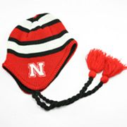 Top of the World Nebraska Cornhuskers Waffler Knit Cap - Youth