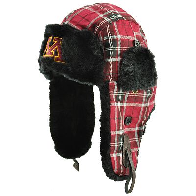 Top of the World Minnesota Golden Gophers Winterize Trapper Hat - Youth