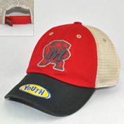 Top of the World Maryland Terrapins Wishbone Baseball Cap - Youth
