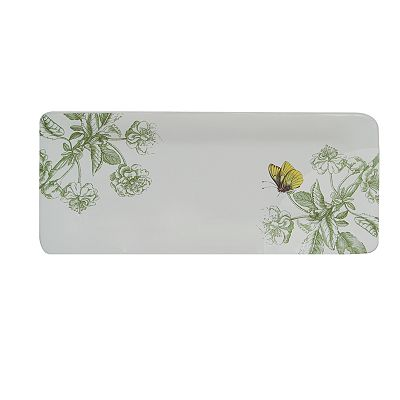 SONOMA life + style Green House Rectangle Serving Platter