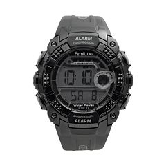 Armitron Men's Digital Watch - 40/8209BLK