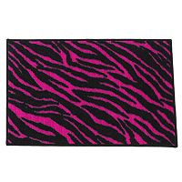 FANMATS Teen Animal-Print Rug