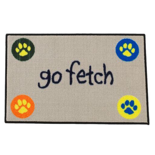 FANMATS Go Fetch Rug