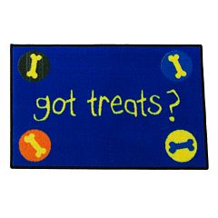 FANMATS 'Got Treats' Rug