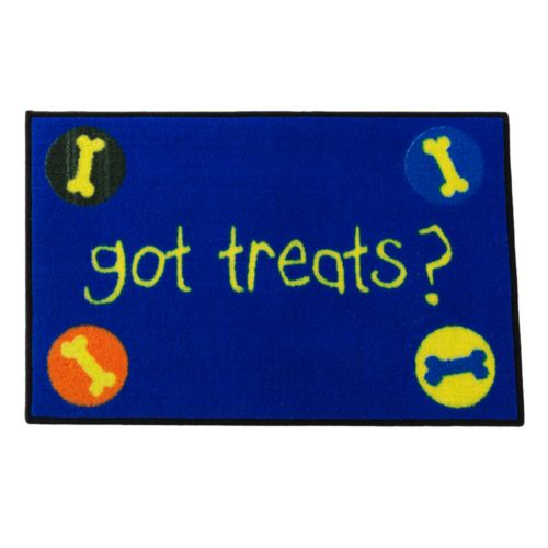 FANMATS Got Treats Rug