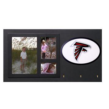 Atlanta Falcons Key Hook Collage Frame