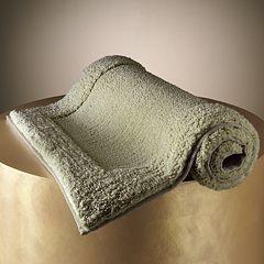 Plush Solid Bath Rug - 17'' x 24''