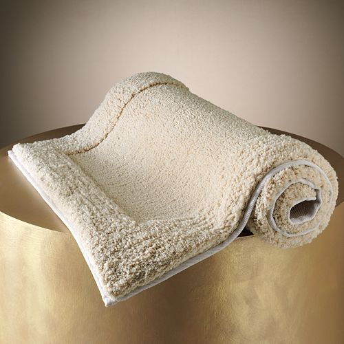 Plush Solid Bath Rug - 20'' x 32''