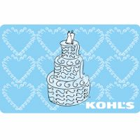 $20 Wedding Cake Gift Card