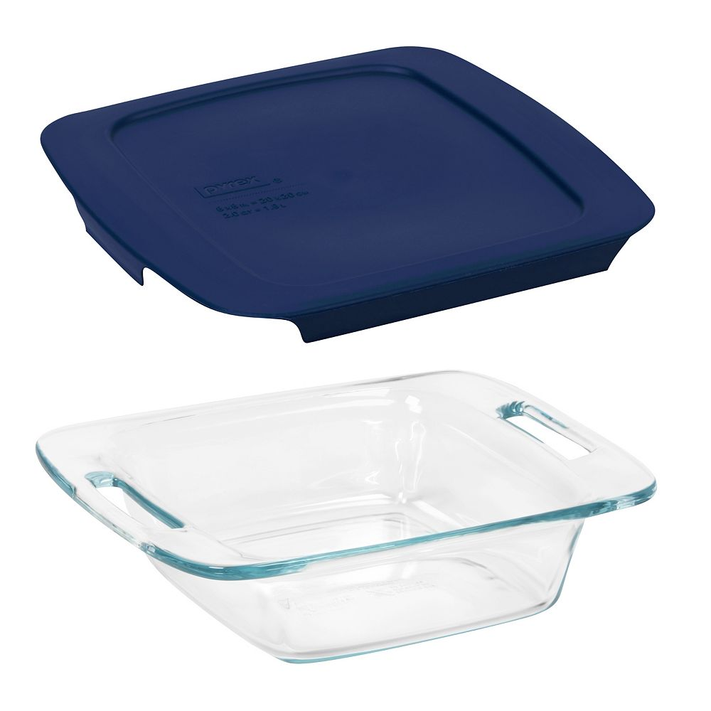 Pyrex Advantage 8-in. Square Baking Dish