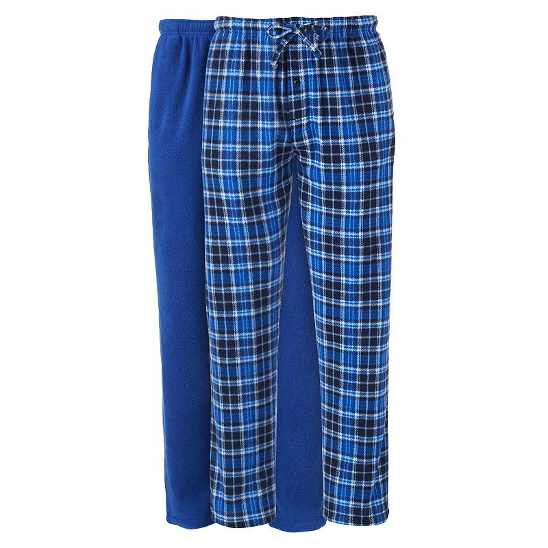 Hanes 2-pk. Microfleece Lounge Pants
