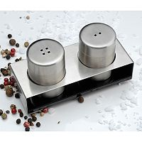 BergHOFF Cubo 3 pc Salt & Pepper Shaker Set