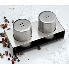 BergHOFF Cubo 3-pc. Salt & Pepper Shaker Set