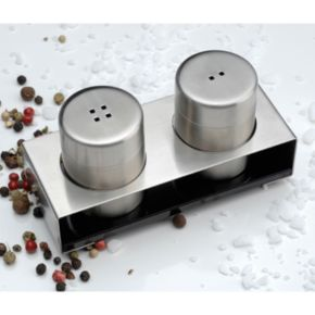 BergHOFF Cubo 3-pc. Salt and Pepper Shaker Set