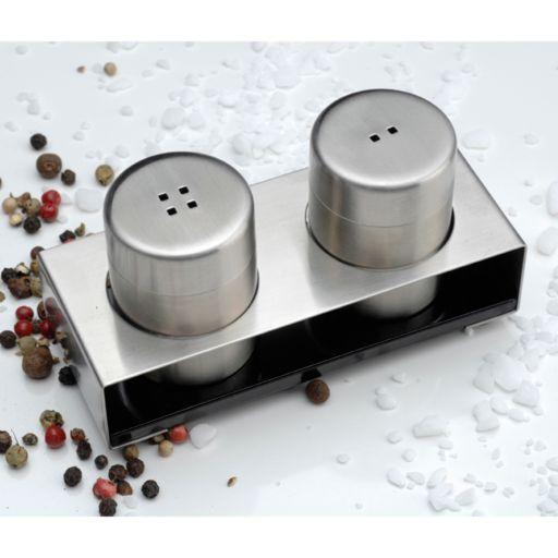 BergHOFF Cubo 3-pc. Salt and Pepper Shaker Set