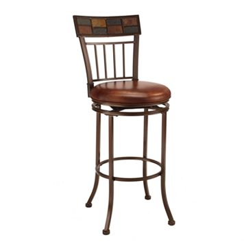 Montero Swivel Bar Stool