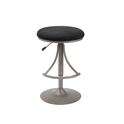 Venus Adjustable Backless Bar Stool