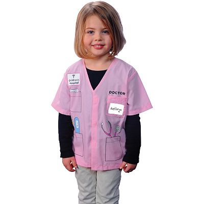 My First Career Gear Doctor Costume - Toddler/Kids
