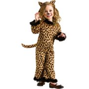 Pretty Leopard Costume - Toddler