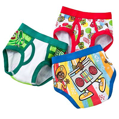Yo Gabba Gabba 3-pk. Briefs - Toddler