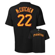 Majestic Pittsburgh Pirates Andrew McCutchen Tee - Big and Tall