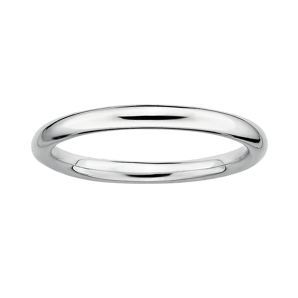 Stacks & Stones Sterling Silver Stack Ring