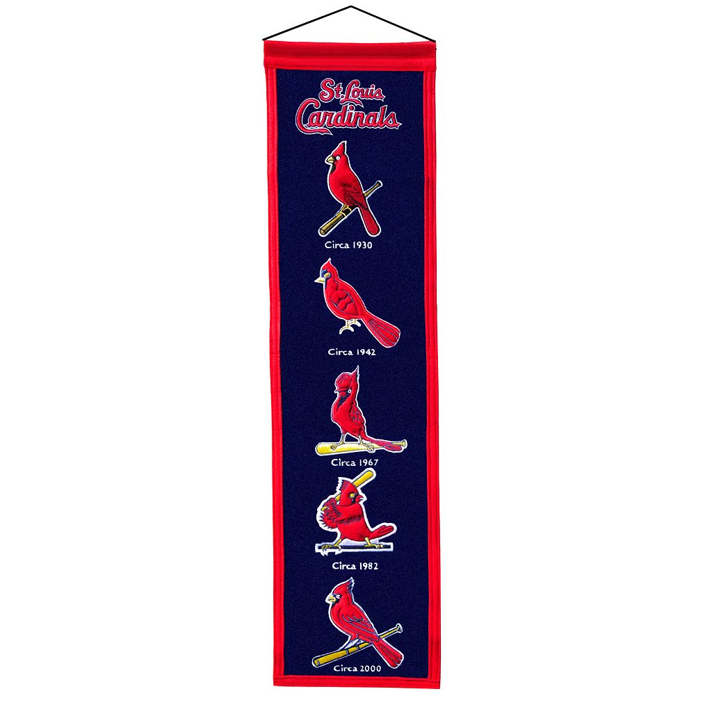 St. Louis Cardinals Heritage Banner