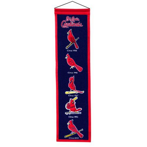 St. Louis Cardinals Heritage Banner