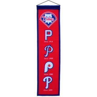 Philadelphia Phillies Heritage Banner