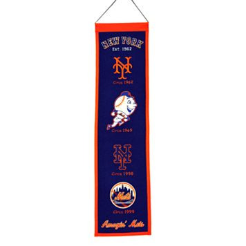 New York Mets Heritage Banner