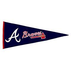 Atlanta Braves Traditions Pennant