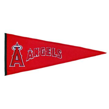 Los Angeles Angels of Anaheim Traditions Pennant