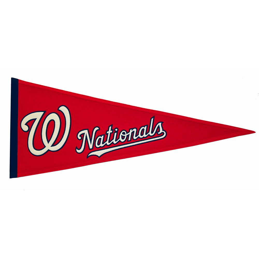 Washington Nationals Traditions Pennant