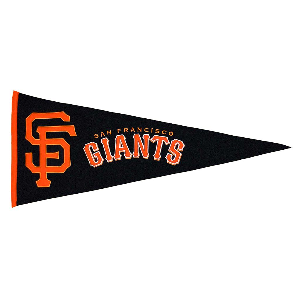 San Francisco Giants Traditions Pennant